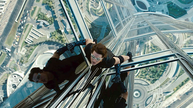 Mission: Impossible - Ghost Protocol (Photo: Paramount Pitures)