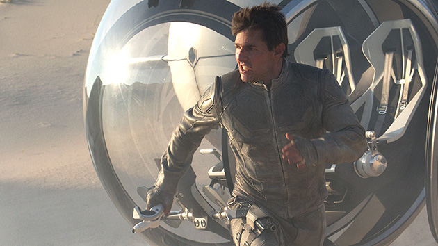 Tom Cruise in 'Oblivion' (Photo: Universal Pictures)