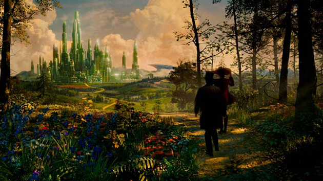 'Oz The Great and Powerful' (Photo: Walt Disney Pictures)