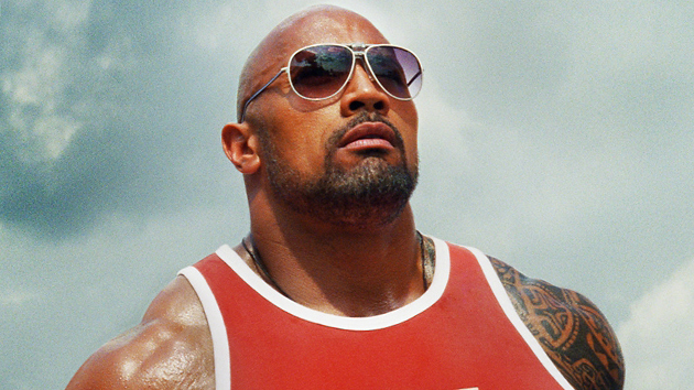 Dwayne Johnson aka the Rock in 'Pain & Gain' (Photo: Paramount Pictures)