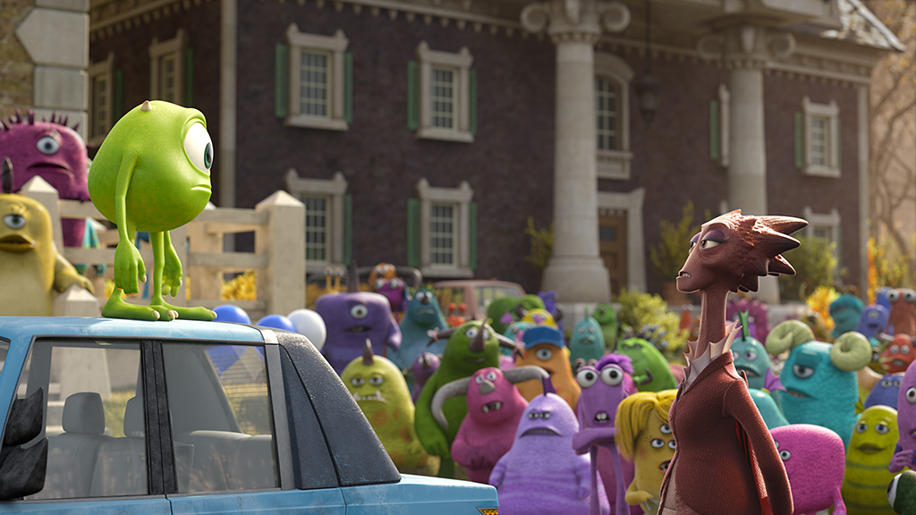 'Monsters University' (Photo: Pixar)