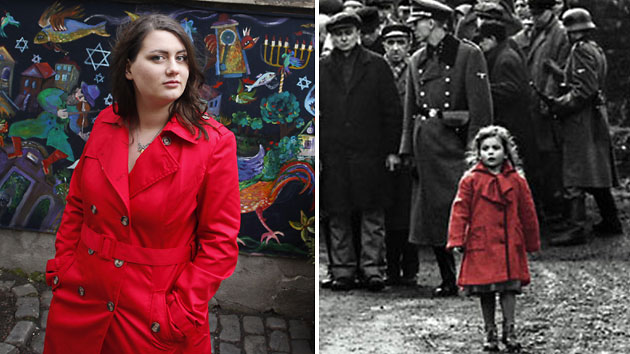 Oliwia Dabrowska, foreground, in 1993's 'Schindler's List' (Photo: Panos Pictures/Alamy)
