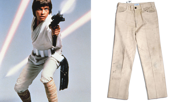 Luke Skywalker's pants (Everett/Nate D. Sanders)
