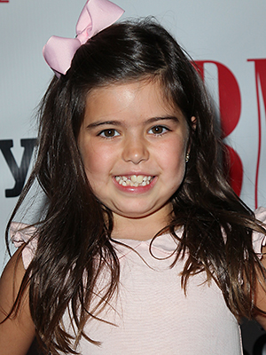 Sophia Grace, seen here last year at an awards show. (Photo: David Livingston/Getty Images)