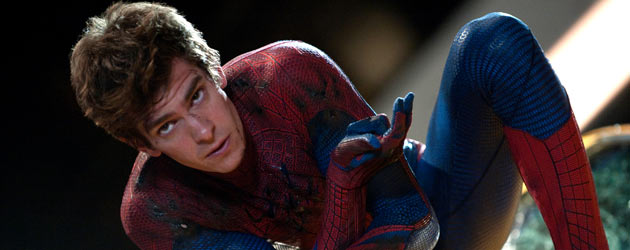 Andrew Garfield in 'The Amazing Spider-Man' (Photo: Sony Pictures)