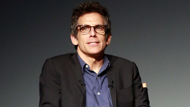 Ben Stiller at the Tribeca Film Festival on Sunday (Photo: Robin Marchant/Getty Images)