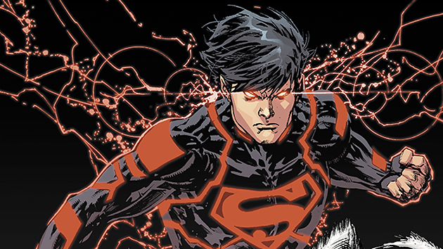 The new, Kryptonian clone version of Superboy (Photo: DC Comics)