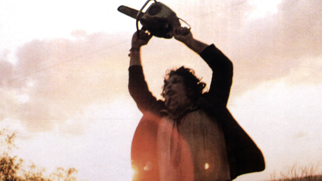 Leatherface in 'The Texas Chain Saw Massacre'. Photo by Everett Collection.