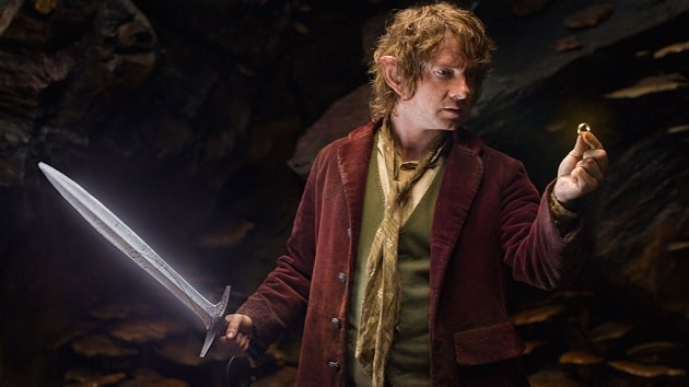 "Martin Freeman in ""The Hobbit: An Unexpected Journey"". Photo courtesy of New Line."