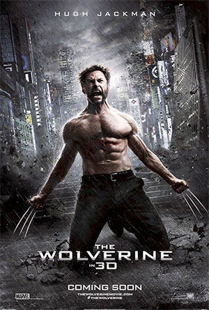 'The Wolverine' International Poster (Photo: 20th Century Fox)