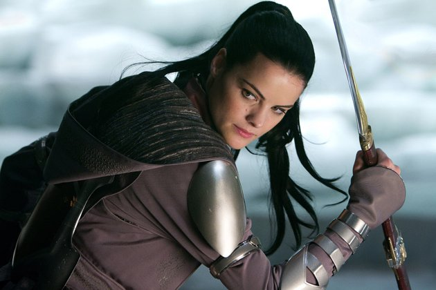 Jaimie Alexander as Sif in 2011's 'Thor'  (Photo: Paramount Pictures)