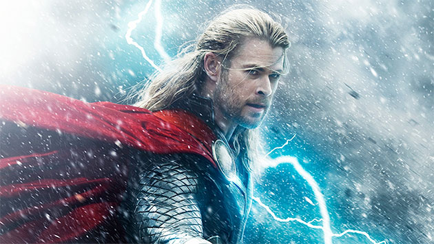 Chris Hemsworth in 'Thor: The Dark World' (Photo: Marvel Studios)