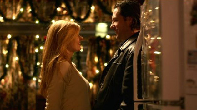 Connie Britton and Edward Burns in Tribeca Film's The Fitzgerald Family Christmas - 2012