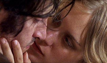 Vincent Gallo, left, and Chloe Sevigny in 'The Brown Bunny' (Photo: Wellspring)