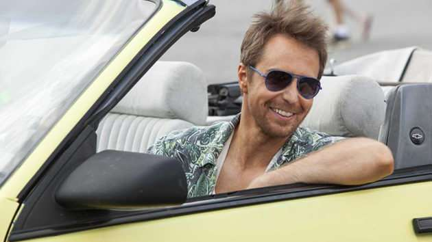 Sam Rockwell in Fox Searchlight's 'The Way, Way Back'.