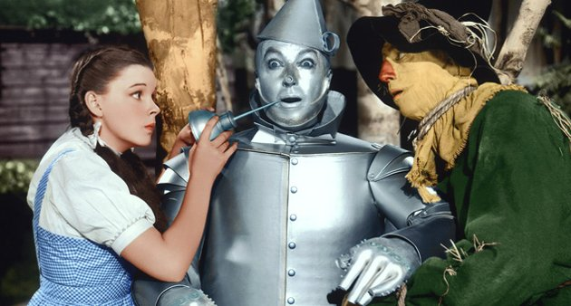 MGM's 'The Wizard of Oz'.
