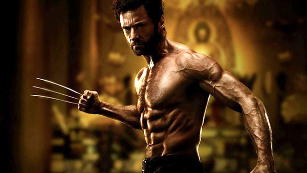 Hugh Jackman as Logan in 20th Century Fox's 'The Wolverine'