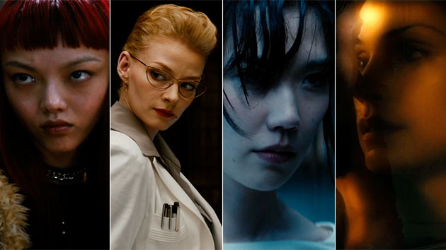 The three new - and one very familiar - women of 'The Wolverine' (Photo: 20th Century Fox)