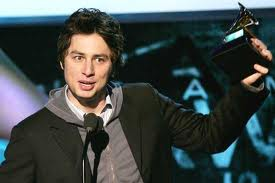Zach Braff must be pretty stoked right now
