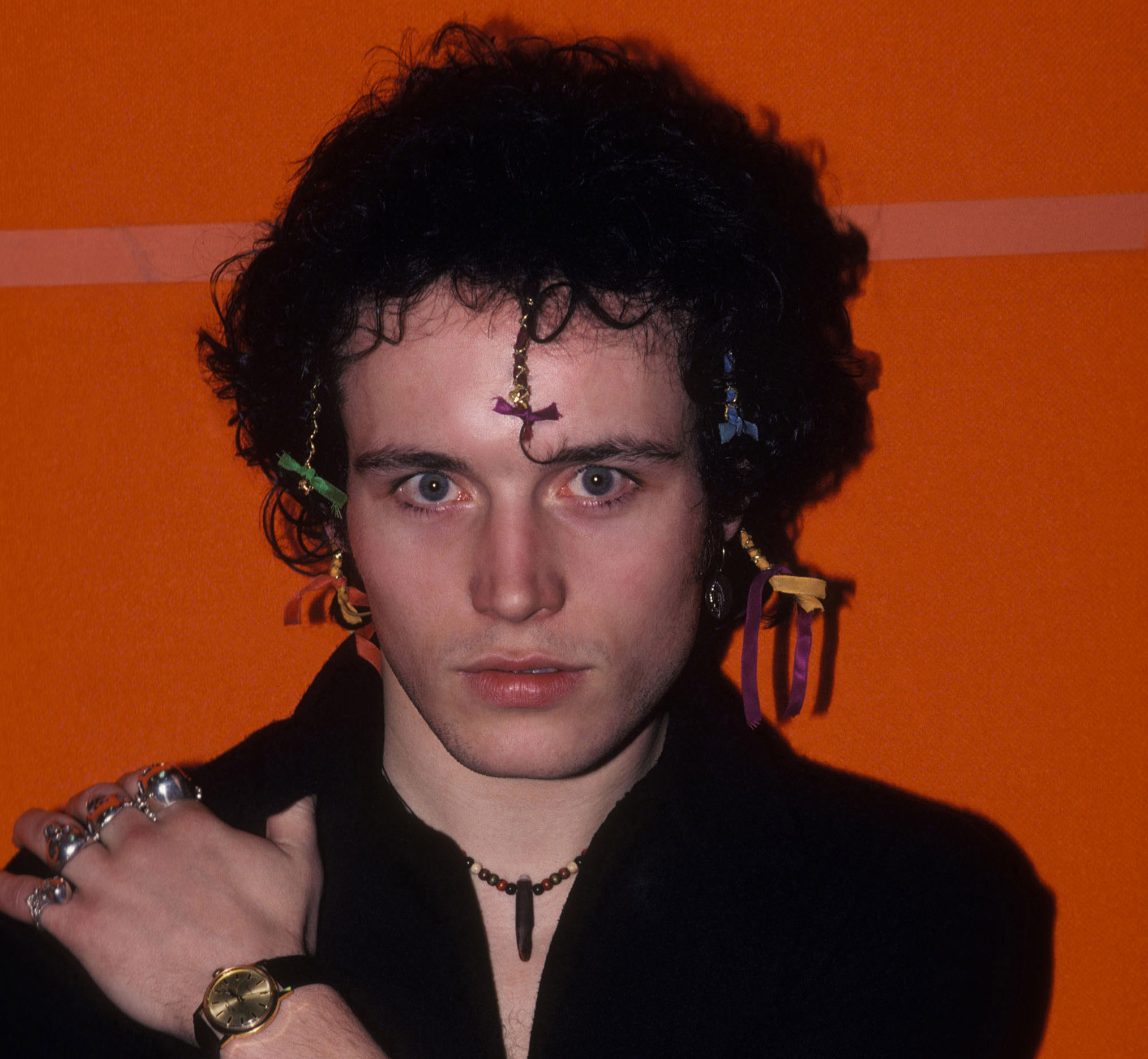 Adam Ant in 1978 [photo: Brad Elterman/BuzzFoto/FilmMagic]