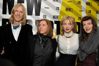 Hole Reunite Without Instruments (or Promises) at Film Screening