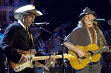 Mixed-Up Confusion: Chinese Newspaper Can't Tell Bob Dylan From Willie Nelson