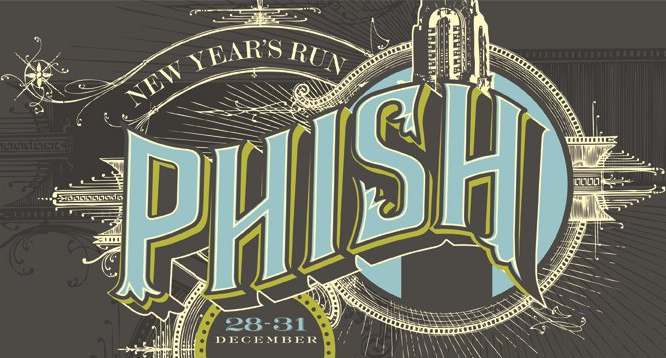 Phish Love Spending New Year's Eve in New York