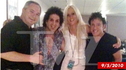 Journey Guitarist Neal Schon Now Famous for 'Kidnapping' Real Housewife