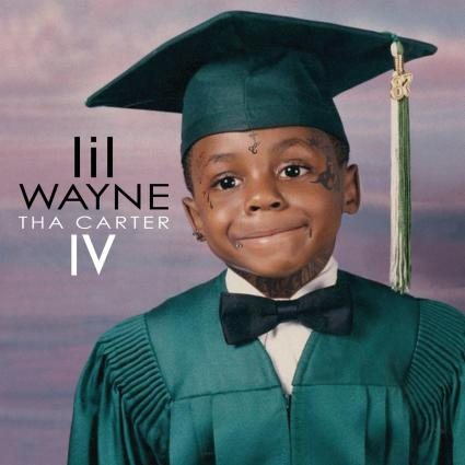 Lil Wayne's 'Tha Carter IV' Cover Is Everything We Hoped It'd Be and More