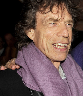 Mick Jagger Doesn't Care About the Rolling Stones' 50th Birthday
