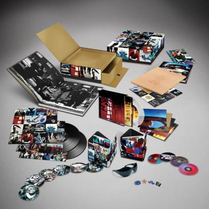 U2′s Giant 'Achtung Baby' Reissue Includes Unreleased Songs, Bono's Sunglasses