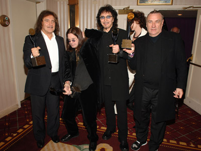 Black Sabbath Reuniting (Again) to Record a New Album