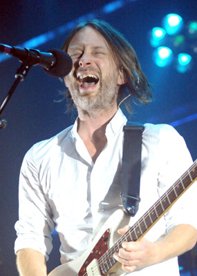 Radiohead May or May Not Rage Against the Machine on Wall Street Today