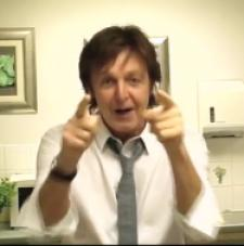 Paul McCartney Wants to Taste Your Vegetarian Recipes