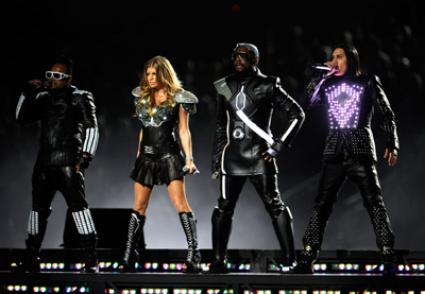 Everything You Need to Know About the Black Eyed Peas' Mediocre Super Bowl Show
