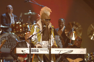 Sly Stone Is Going to Rehab, Finally
