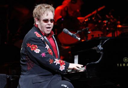 Elton John Biopic Will Be a 'Musical Fantasy,' Of Course