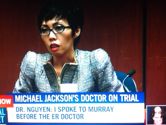 Today at the Michael Jackson Trial: Wild Jackets and Dr. Murray Is Screwed