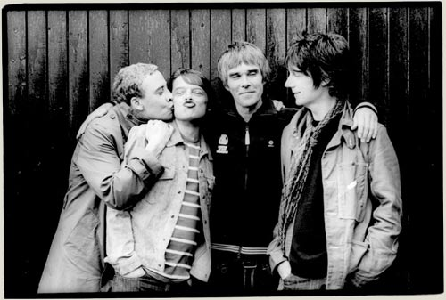 They Are the Resurrection: The Stone Roses Reuniting for World Tour