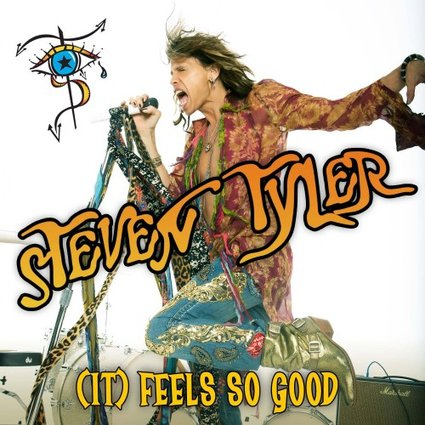 Stop Everything and Look at Steven Tyler's Hilarious Single Cover