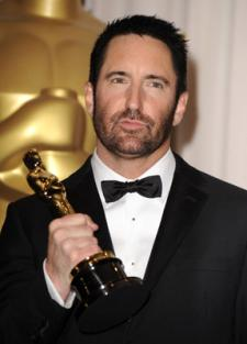 Head Like a Holy Crap, Trent Reznor Won an Oscar!