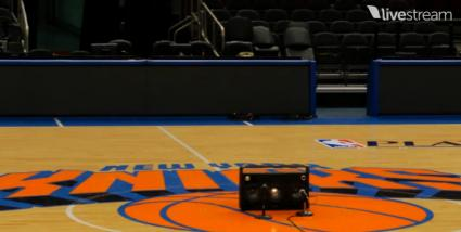 Beastie Boys Outplay the Knicks at Madison Square Garden (Hear 'Hot Sauce' Now!)
