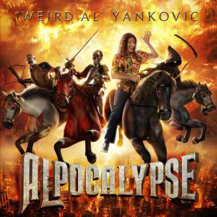 Weird Al Yankovic's 'Alpocalypse' Cover Makes the End of the World Look Awesome