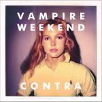 Vampire Weekend Pay Model Who Inadvertently Appeared on 'Contra' Cover