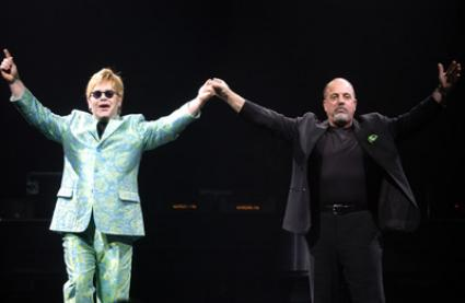 Don't Expect Another Billy Joel and Elton John Tour Anytime Soon