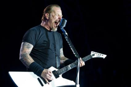The Bronx Fears Crazed Metallica Fans Will Start Heavy Metal Riots