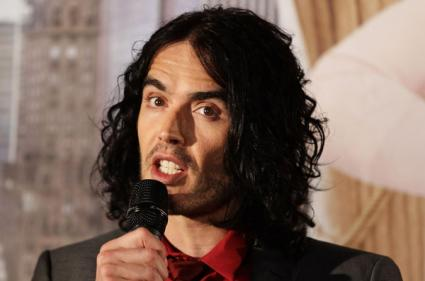 Amy Winehouse's Death Brings Out the Best in Russell Brand