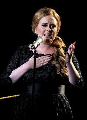 British Singer Adele Dominates the American Music Awards Nominations