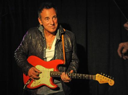 Could Bruce Springsteen Be the Elected Boss of New Jersey?