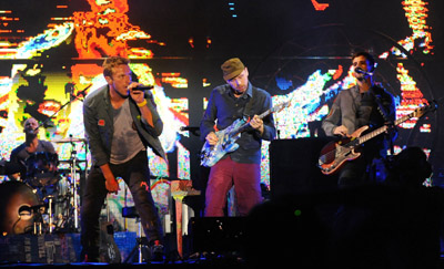 Coldplay Hire U2′s Favorite Director for Webcast